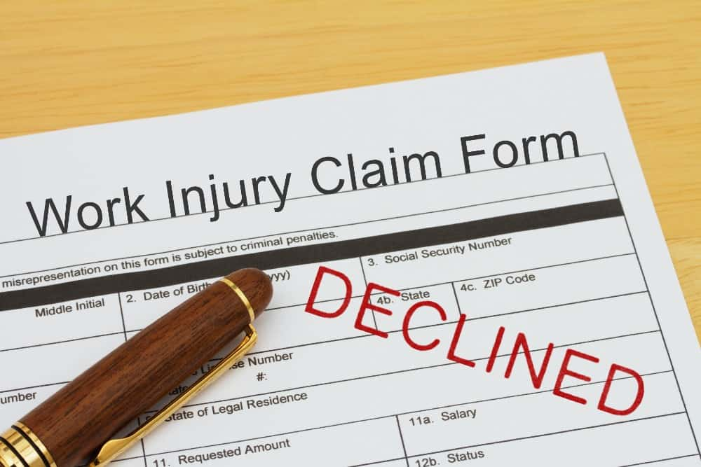 5 Reasons Your Workers' Compensation Claim Could Be Denied (1)