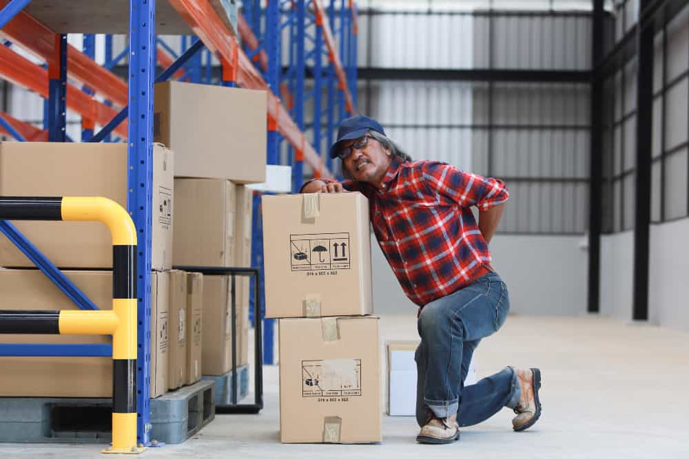 The Risks of Overexertion and Overuse Work Injuries